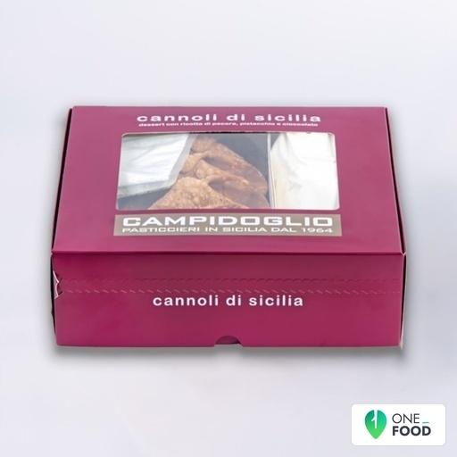 Sizilianische Cannoli Kit Big